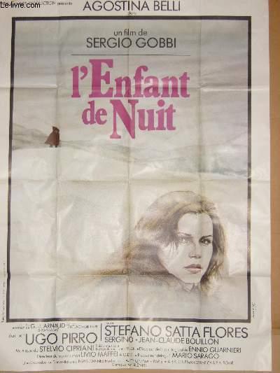 AFFICHE DE CINEMA - L'ENFANT DE NUIT