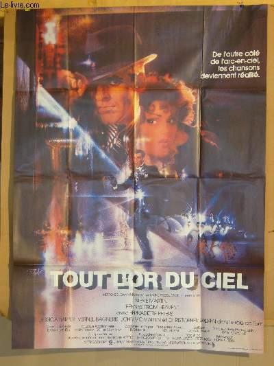 AFFICHE DE CINEMA - TOUT L'OR DU CIEL