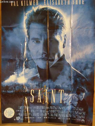 AFFICHE DE CINEMA - LE SAINT