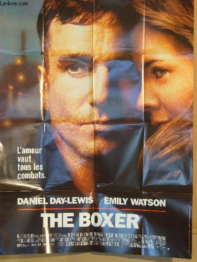 AFFICHE DE CINEMA - THE BOXER