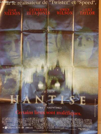 AFFICHE DE CINEMA - HANTISE - THE HAUNTING