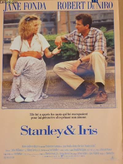 AFFICHE DE CINEMA - STANLEY & IRIS