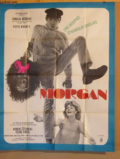 AFFICHE DE CINEMA - MORGAN