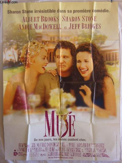 AFFICHE DE CINEMA - MUSE