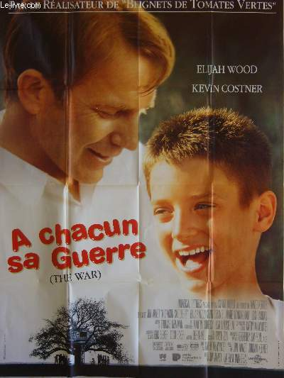 AFFICHE DE CINEMA - A CHACUN SA GUERRE(The war)
