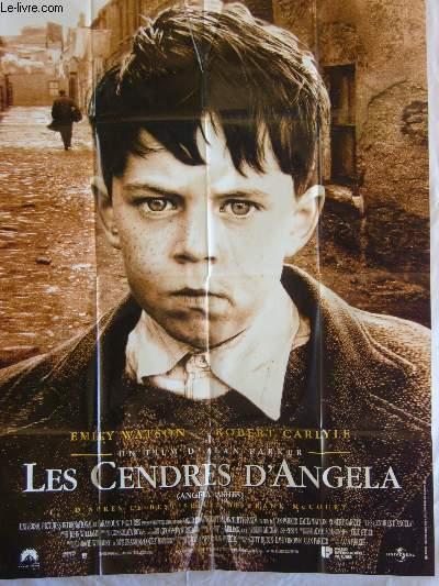 AFFICHE DE CINEMA - LES CENDRES D'ANGELA
