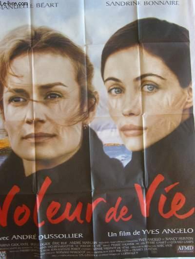 AFFICHE DE CINEMA - VOLEUR DE VIE