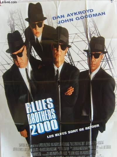 AFFICHE DE CINEMA - BLUES BROTHER 2000