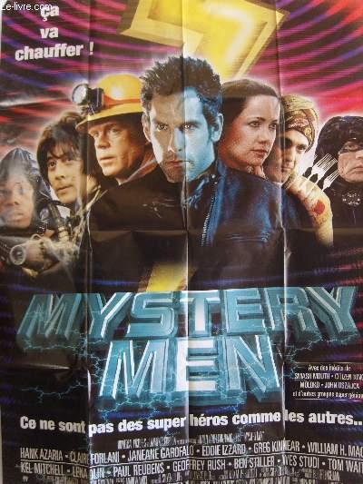 AFFICHE DE CINEMA - MYSTERY MAN