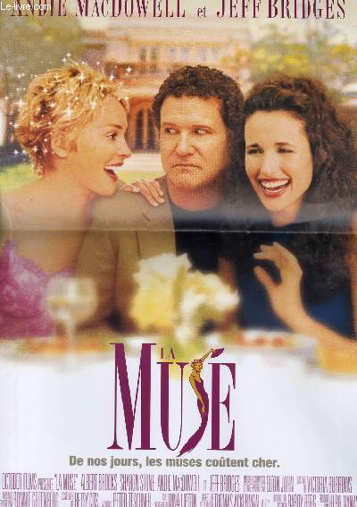 AFFICHE DE CINEMA - LA MUSE