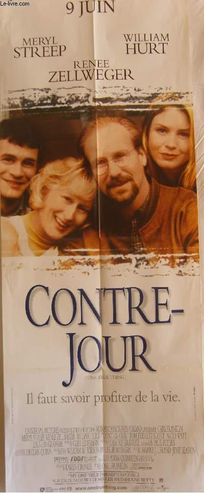 AFFICHE DE CINEMA - CONTRE-JOUR