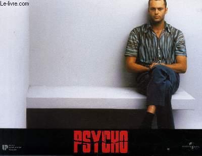 AFFICHE DE CINEMA - PSYCHO