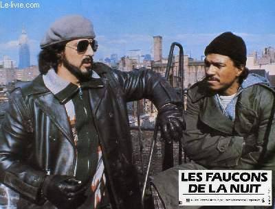 AFFICHE DE CINEMA - LES FAUCONS DE LA NUIT