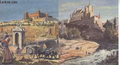 GRAVURES 20eme - L'ESPAGNE PITTORESQUE D'HIER
