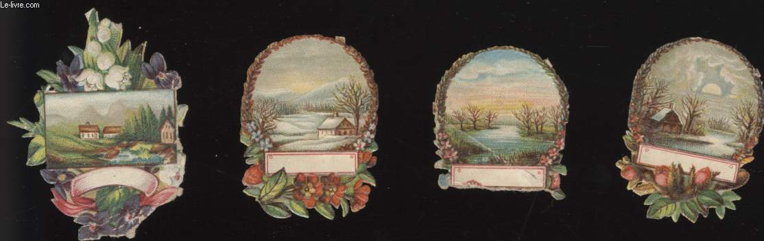 CHROMOLITHOGRAPHIES - PAYSAGES