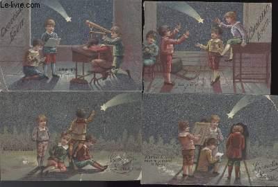 CHROMOLITHOGRAPHIE - ENFANTS