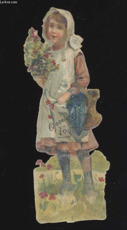 CHROMOLITHOGRAPHIE - FILLE