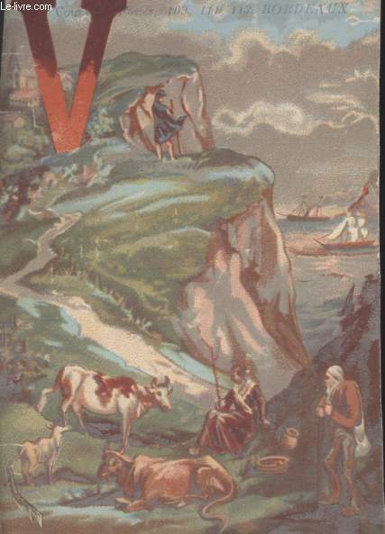 CHROMOLITHOGRAPHIE - VALLEE