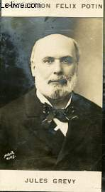 PHOTO ANCIENNE JULES GREVY PRESIDENT DE LA REPUBLIQUE FRANCAISE