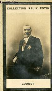 PHOTO ANCIENNE  LOUBET PRESIDENT DE LA REPUBLIQUE FRANCAISE