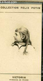 PHOTO ANCIENNE VICTORIA PRINCESSE DE PRUSSE