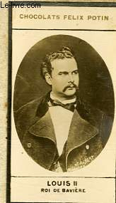 PHOTO ANCIENNE LOUIS II ROI DE BAVIERE