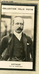 PHOTO ANCIENNE  ARTHUR  DUC DE  CONNAUGHT