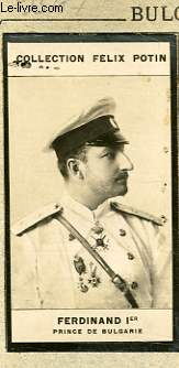 PHOTO ANCIENNE FERDINAND 1ER PRINCE DE BULGARIE