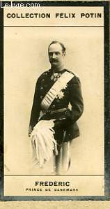 PHOTO ANCIENNE FREDERICK PRINCE DE DANEMARK