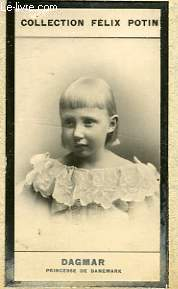 PHOTO ANCIENNE DAGMAR PRICESSE DE DANEMARK