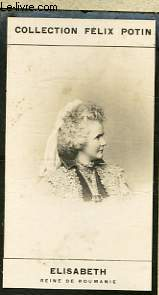 PHOTO ANCIENNE ELISABETH REINE DE ROUMANIE