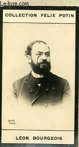 PHOTO ANCIENNE LEON BOURGEOIS  HOMME POLITIQUE FRANCAIS