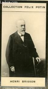 PHOTO ANCIENNE HENRI BRISSON HOMME POLITIQUE FRANCAIS