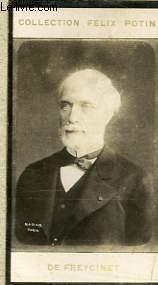 PHOTO ANCIENNE DE FREYCINET HOMME POLITIQUE FRANCAIS