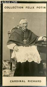 PHOTO ANCIENNE RICHARD  DU CLERGE DE FRANCE