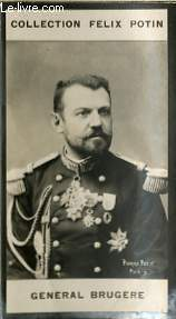 PHOTO ANCIENNE GENERAL BRUGERE ARMEE ET MARINE DE FRANCE