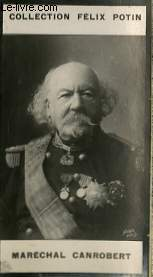 PHOTO ANCIENNE MARECHAL CANROBERT ARMEE ET MARINE DE FRANCE