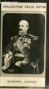 PHOTO ANCIENNE GENERAL CHANZY ARMEE ET MARINE DE FRANCE
