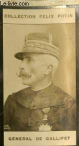 PHOTO ANCIENNE GENERAL DE GALLIFER ARMEE ET MARINE DE FRANCE
