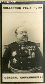 PHOTO ANCIENNE GENERAL GIOVANNINELLI ARMEE ET MARINE DE FRANCE