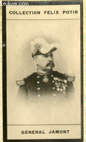 PHOTO ANCIENNE GENERAL JAMONT ARMEE ET MARINE DE FRANCE