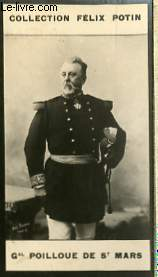 PHOTO ANCIENNE GENERAL PIOLLOUE DE ST MARS ARMEE ET MARINE DE FRANCE