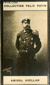 PHOTO ANCIENNE AMIRAL AVELLAN DE RUSSIE