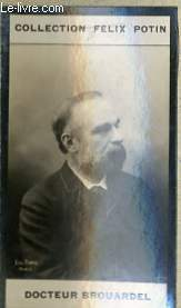 PHOTO ANCIENNE DOCTEUR BROUARDEL MEDECIN DE FRANCE