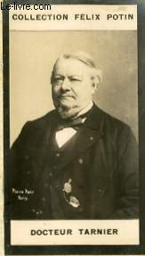 PHOTO ANCIENNE DOCTEUR TARNIER  MEDECIN DE FRANCE