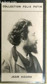 PHOTO ANCIENNE JEAN AICARD HOMME DE LETTRES DE FRANCE