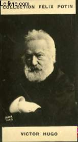PHOTO ANCIENNE VICTOR HUGO HOMME DE LETTRES DE FRANCE