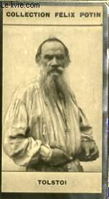 PHOTO ANCIENNE TOLSTOI HOMME DE LETTRES DE RUSSIE