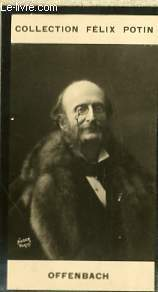 PHOTO ANCIENNE OFFENBACH MUSICIEN DE FRANCE