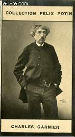 PHOTO ANCIENNE CHARLES GARNIER SCULPTEUR-ARCHITECT DE FRANCE